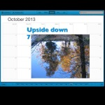 oct 7 upside down